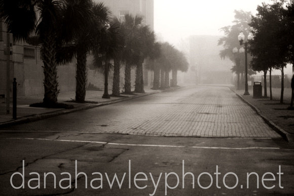 water street, downtown wilmington, nc.